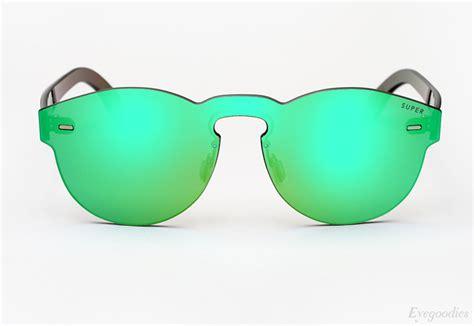 Tuttolente Green Sunglasses tuttolente sunglasses