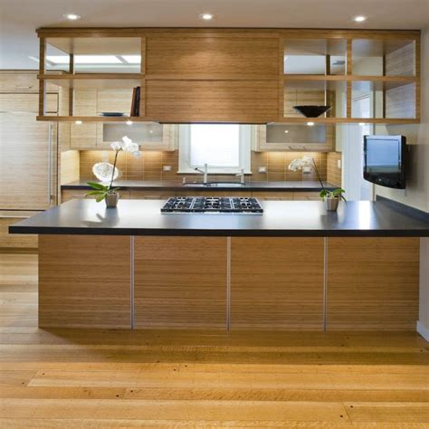 Suspended Kitchen Cabinets U Shaped Kitchen Suspended Cabinets Kitchen Cabinets Pinterest Shapes Kitchens And