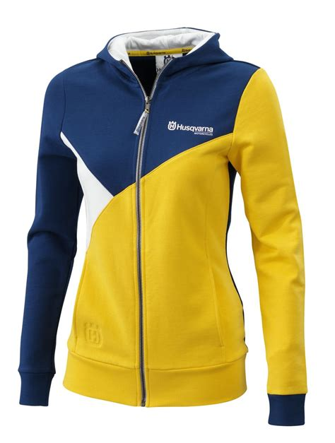 Jaket Zipper Hoodie Sweater Husqvana Merah aomc mx 2015 husqvarna asymmetric zip hoodie