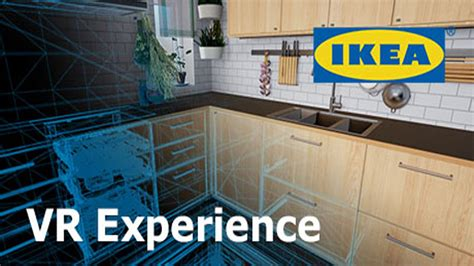 ikea vr experience a way to experience a kitchen in your