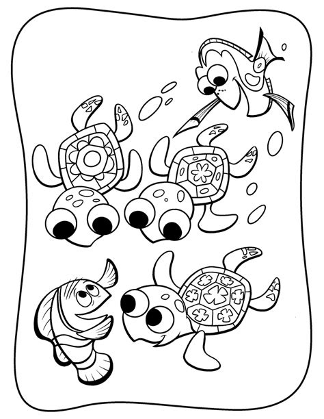 dory coloring pages dory coloring pages best coloring pages for