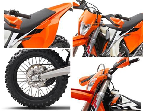 Ktm 250 Specs 2017 Ktm 250 Exc Review Specification Bikes Catalog