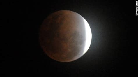 Lunar Top by West Coast Had Best Seat For Total Lunar Eclipse Cnn