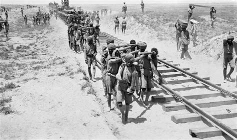 Ottoman Empire During World War 1 Indian Pows In The Ottoman Empire During Wwi