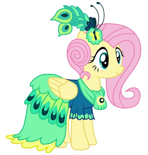 Pony Dress E by Gala Dress Fluttershy By Mixiepie On Deviantart