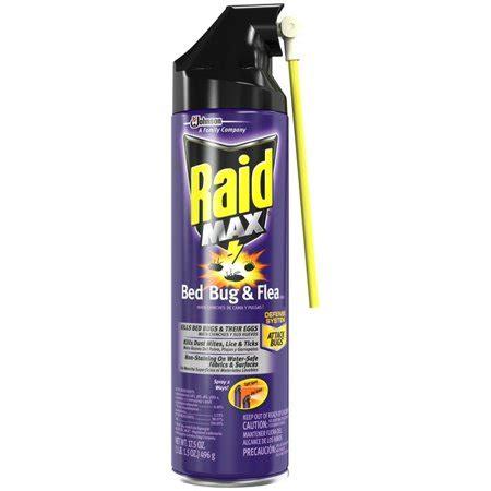 raid max bed bug flea killer oz walmartcom