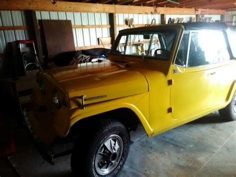 1967 jeep wrangler 1967 jeepster commando convertible with low