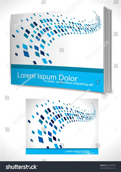 book cover template illustrator book cover design template vector illustration 62769940