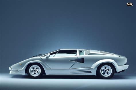 1985 Lamborghini Countach 1985 Lamborghini Countach I Like Em Fast