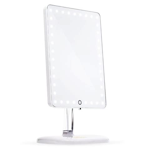 vanity mirror with lights and bluetooth impressions vanity co touch pro led makeup mirror with