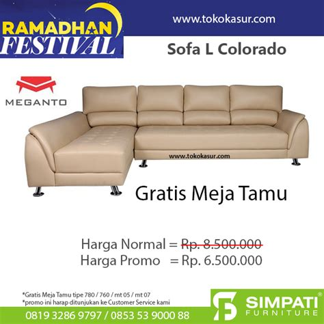 List Sofa Murah harga aero sofa bed rs gold sofa