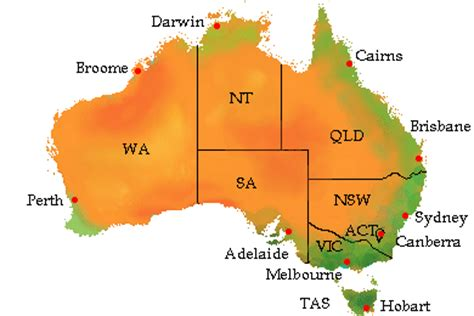 simple map of australia javascript css properties and dhtml