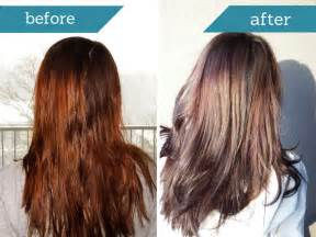 dying hair after color how to dye your hair brown using henna and indigo