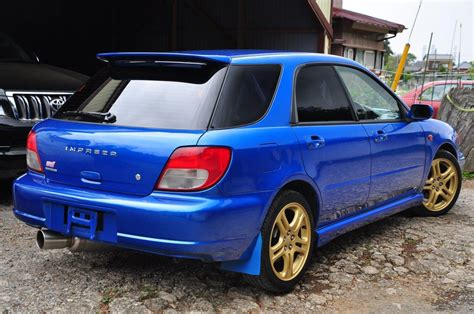 rare subaru models used 2002 subaru impreza sti for sale in essex pistonheads