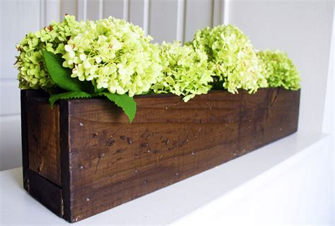 Diy Planter Box Centerpiece by Diy Kitchen Island Fit For A Chef Diy Planter Box