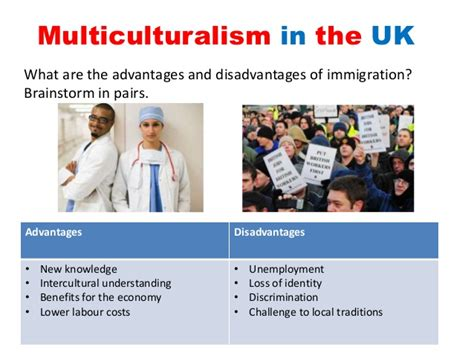 in the uk multiculturalism in the uk