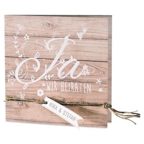 Hochzeitseinladungen Shop by Hochzeitseinladung Quot Vroni Quot Einladungskarte Vroni In