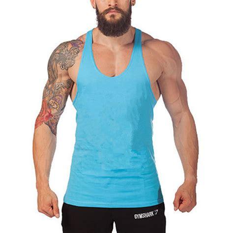 Singlet Sport Fitness singlets s tank top for bodybuilding and fitness stringer sports