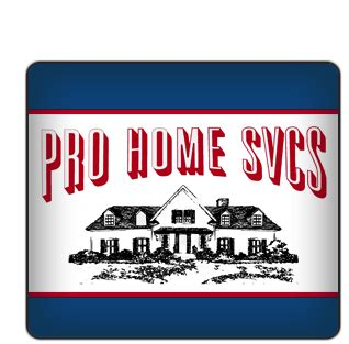 pro home services home