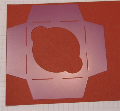 Cupcake Insert Template by Tutorial Single Cupcake Box Crafter S Companion