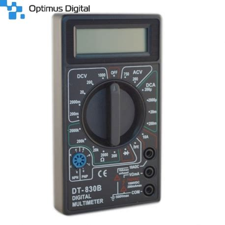 Multi Tester Dt 830b Masda dt 830b digital multimeter