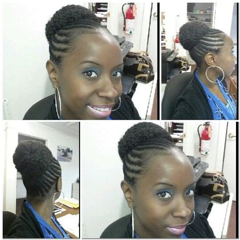 marley bun  cornrows hairstyles braided bun hairstyles cornrows updo braids
