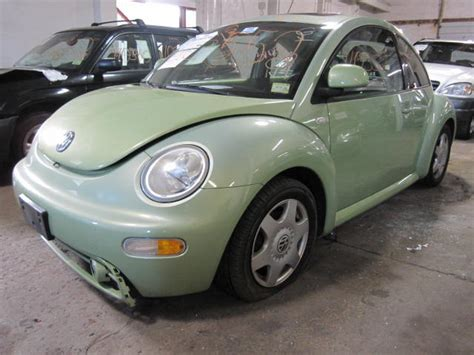 2000 volkswagen beetle trunk trunk lid vw beetle 1998 98 1999 99 2000 00 01 02 green
