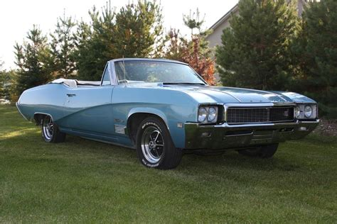 buick gs400 1968 buick gs400 convertible 81696
