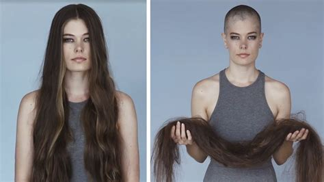 forced haircuts for long hair forced haircut and headshave haircuts models ideas