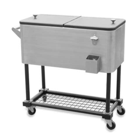 buy outdoor serving carts from bed bath beyond