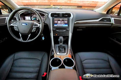 New Mondeo Interior by 2015 Ford Fusion Mondeo Hybrid Interior New And Upcoming