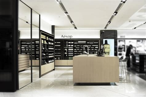 design concept retail aesop lab concept by cheungvogl architects hong kong