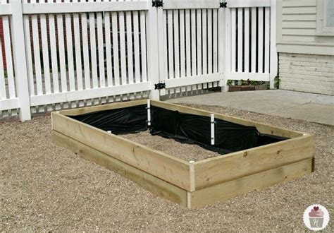 raised bed covers how to make a raised garden bed cover hoosier homemade
