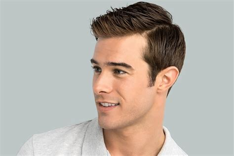 hair cuts for young boys feathered back look men s holiday hairstyles thehomoculture com