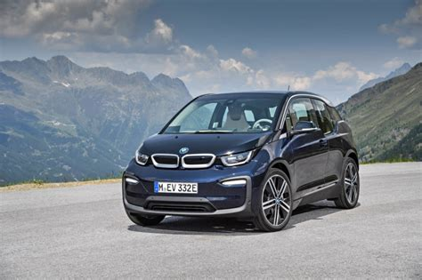 bmw i3 world premiere 2018 bmw i3 lci facelift i new cars