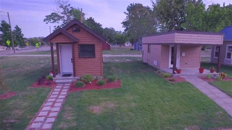 tiny houses detroit detroit s tiny homes offer a big chance for struggling residents aug 25 2017