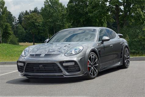 mansory porsche mansory 2015 porsche panamera turbo modified autos world