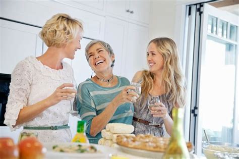 middleage woman fun nearly half of middle aged mums in wales drink more than