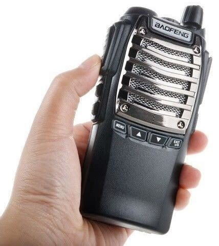 Baterai Baofeng D 55239 2800mah taffware walkie talkie single band 8w 16ch uhf bf uv8d
