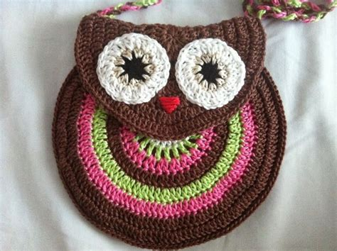 owl tote bag pattern free 178 best crochet bags purses images on pinterest