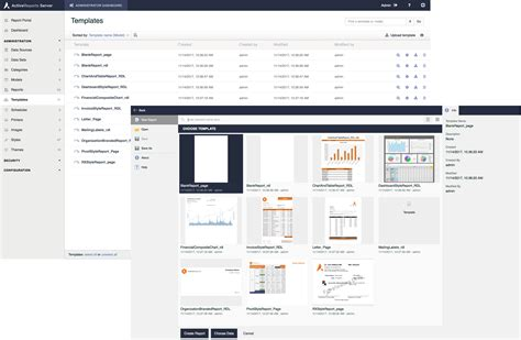 Activereports 12 Releases Activereports Server Report Template