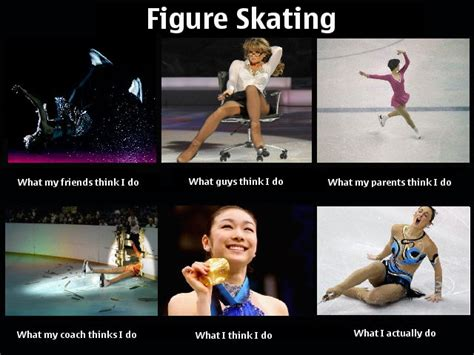 Skating Memes - best 25 ice skating funny ideas on pinterest figure