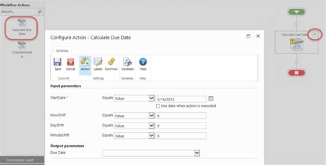 nintex workflow calculate date calculate a due date based on business hours with nintex