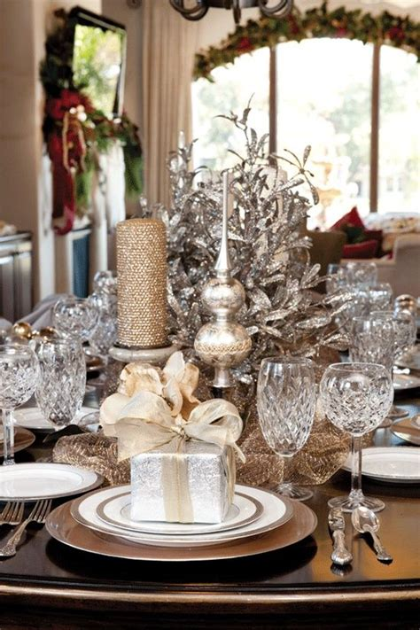 44 refined gold and white christmas d 233 cor ideas digsdigs