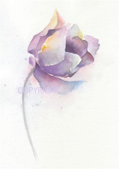 watercolor tulip tattoos 1000 ideas about tulip on tiny