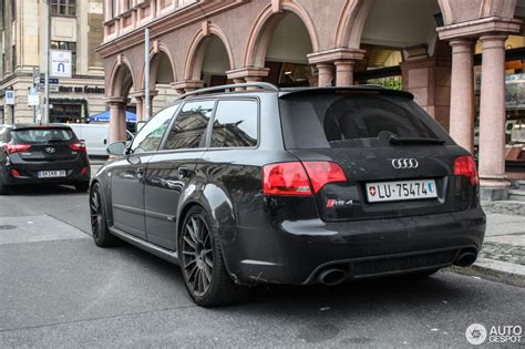 Audi Rs4 B7 Avant by Audi Rs4 Avant B7 23 October 2016 Autogespot