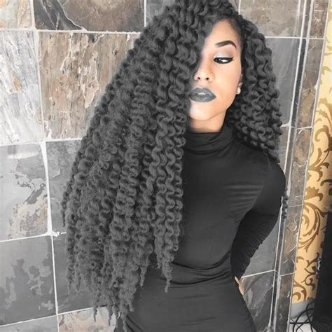 can you do havana twist using kanekalon hair 35 stunning kinky twists styles you ll love to try