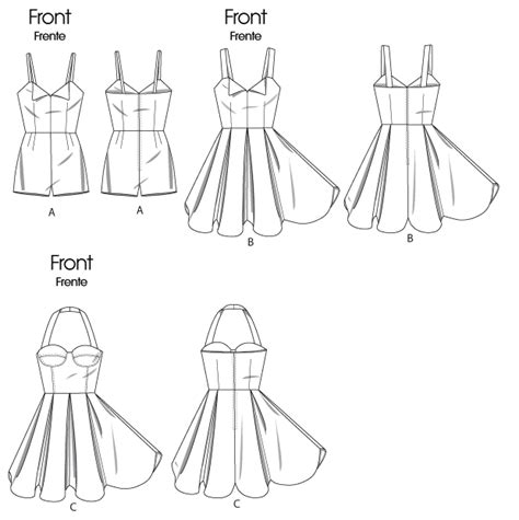 drawing a pattern for dress mint for me dress by suzannah of adventures in dressmaking
