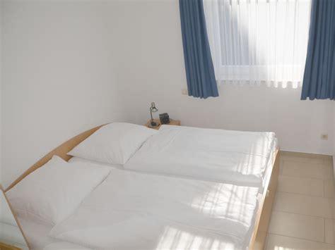 getrennte schlafzimmer ferienwohnung haus roland mecklenburg vorpommern usedom