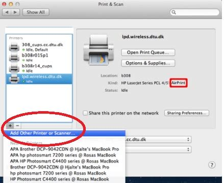 solved: cannot connect printer to mac status is idle